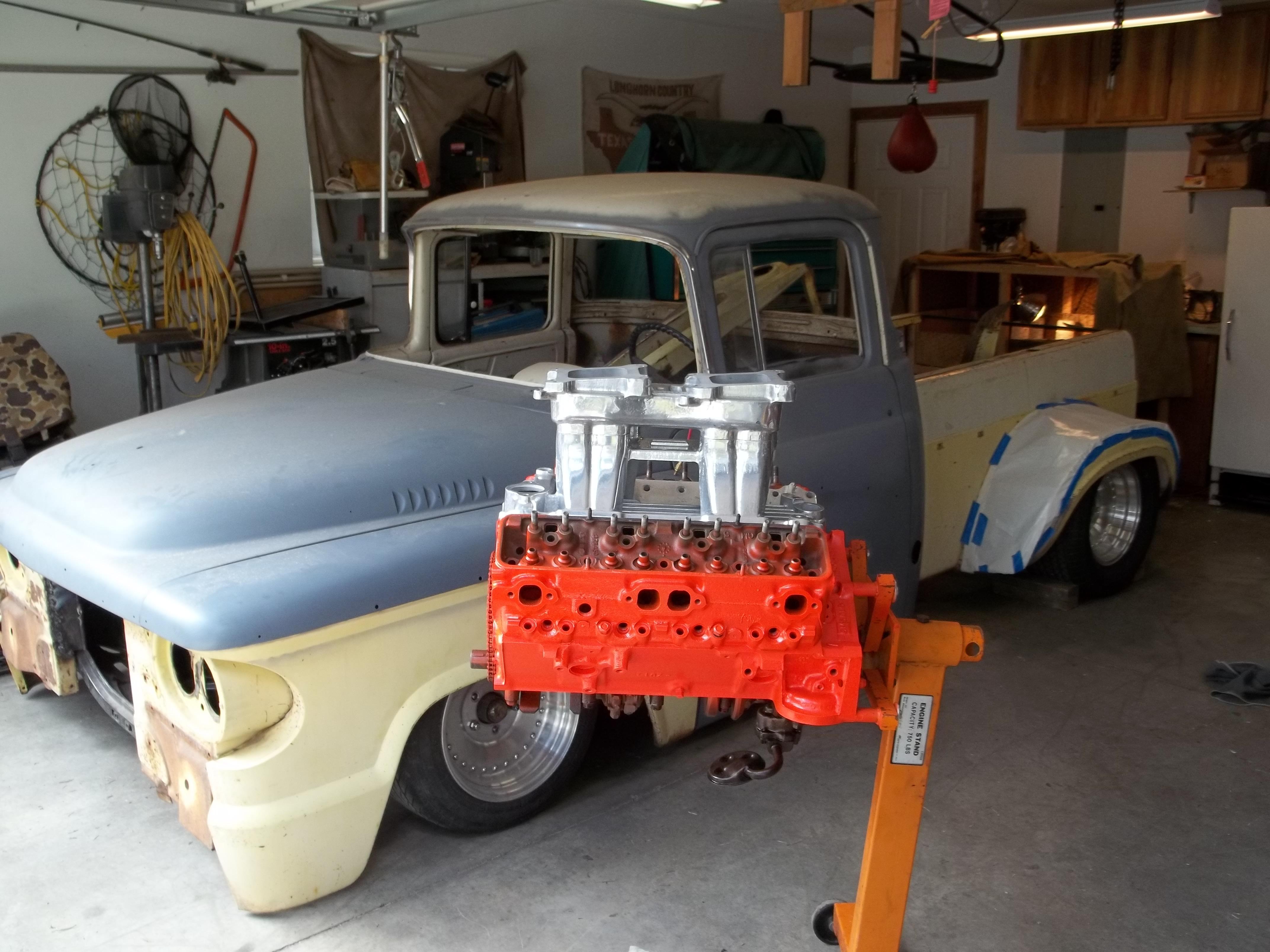 1959 Dodge D100 custom